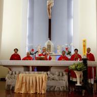 Dâng thánh lễ