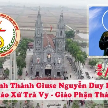 le kinh thanh giuse nguyen duy khang tra vy
