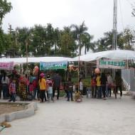 Hội chợ xuân - giáo xứ Trà Vy