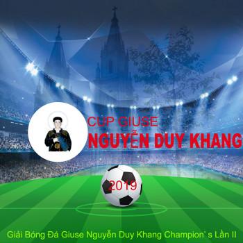 CUP Giuse Nguyễn Duy Khang lần II 2019