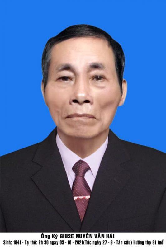 GX Trà Vy Giuse Nguyễn Văn Hải